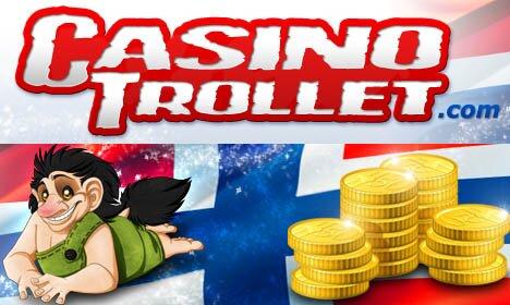 Casinotrollet.com, en seriøs og populær spilltilbyder på nett! thumbnail