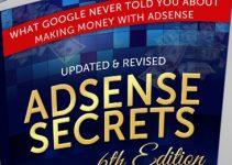 Adsense Secrets-oppdatering