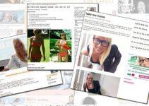 Retningslinjer for produktomtaler på blogg