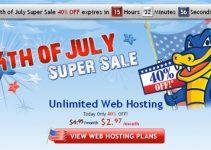 HostGator med 40% avslag på webhotell – bare i dag!