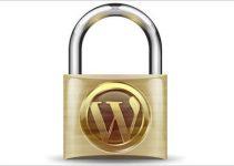Hvordan sikre WordPress