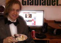 Glabladet 5 år – Kake og is all around!