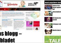 Glabladet kåret til ukens blogg på MyMagazine