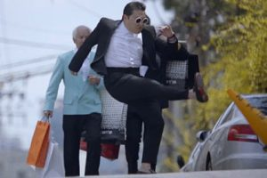Psy – «Gentleman» bannlyst i Sør-Korea